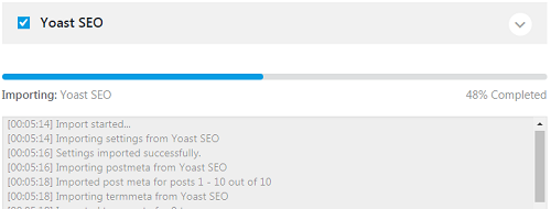 Shifting from Yoast SEO to Rank Math