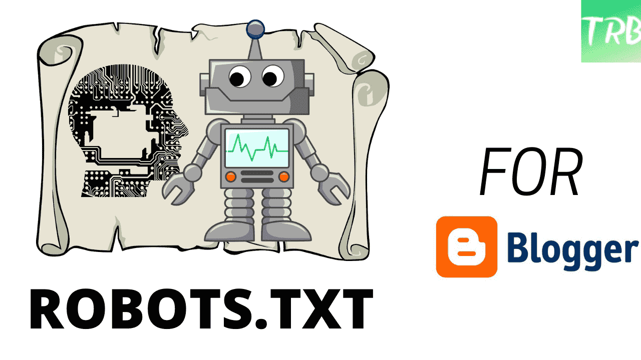 Robots.txt generator for blogger